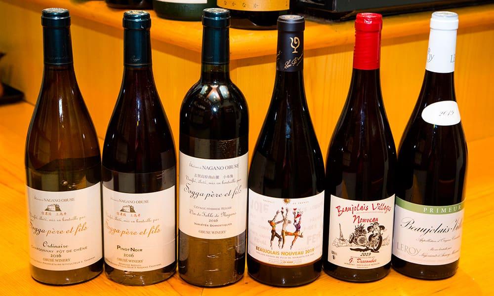 Obuse酒莊葡萄酒各種